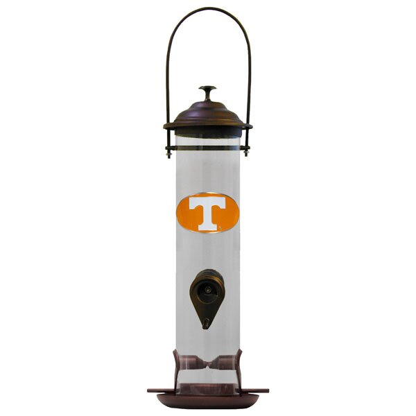 NCAA Bird Feeder by Siskiyou Gifts