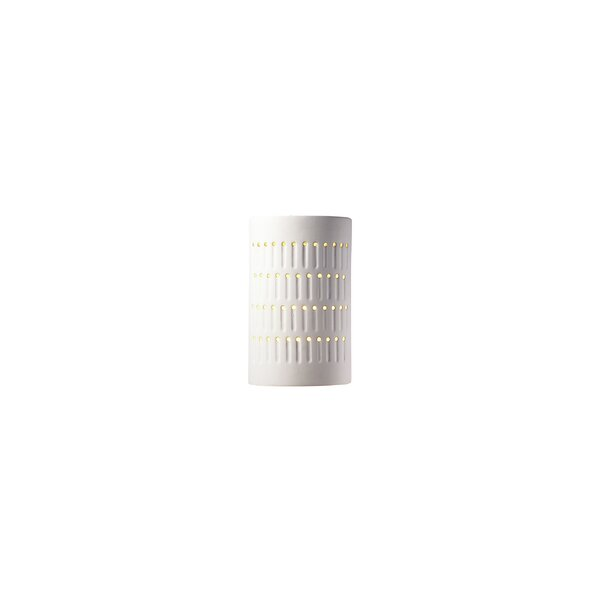 Pershing Modern 1 Light Wall Sconce by Brayden Studio