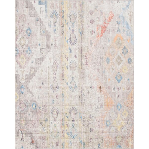 Bearden Cream Area Rug by Bungalow Rose