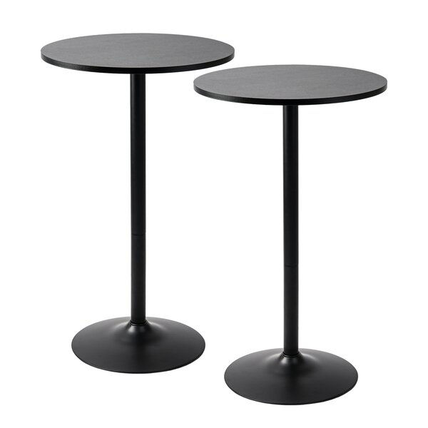 Wittman 2 Piece Pub Table Set by Orren Ellis