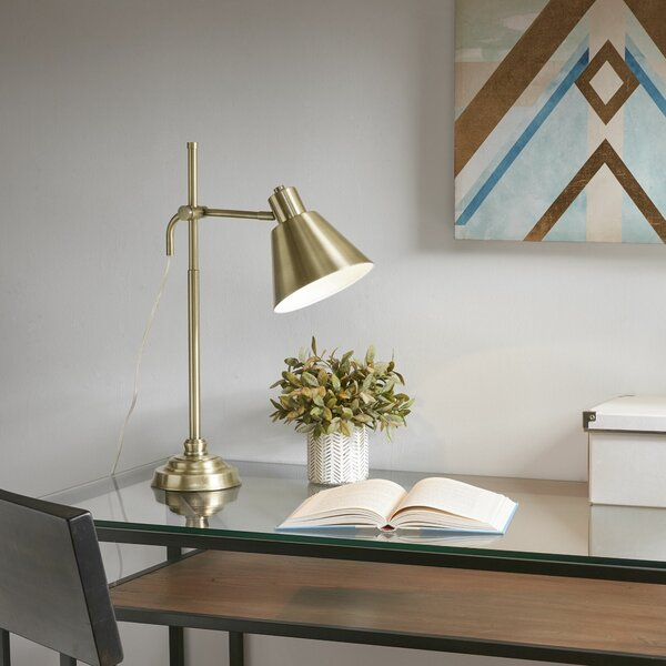 Patterson 22.5 Desk Lamp by Canora Grey