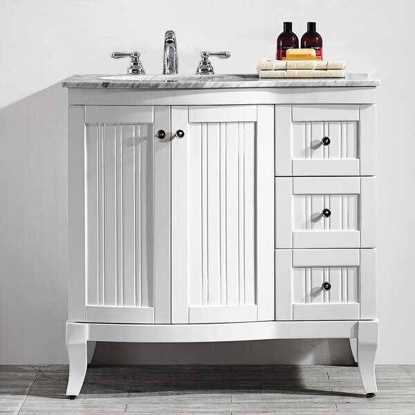 Saint 36 Single Bathroom Vanity Set by Beachcrest Home