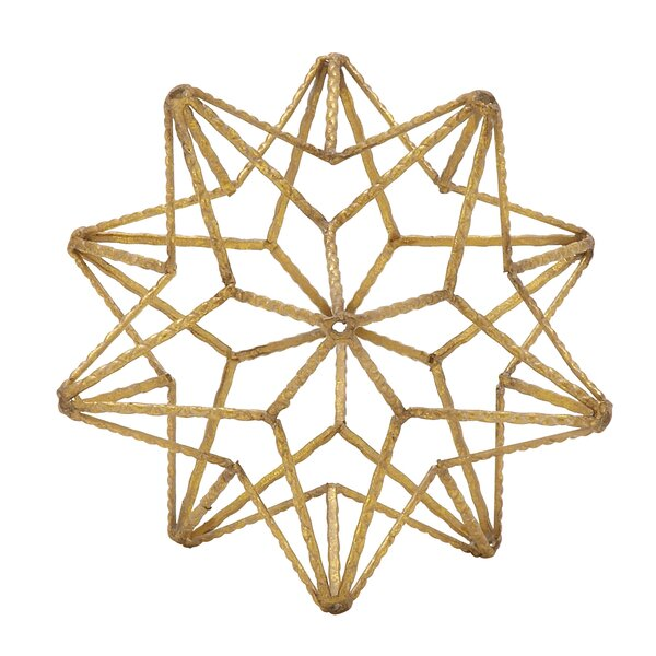 Star Sculpture by Woodland Imports