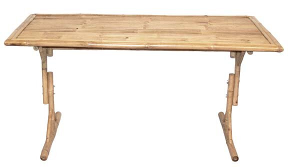 Solid Wood Dining Table by Bamboo54