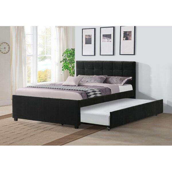 Thornton Upholstered Platform Bed by Brayden Studio