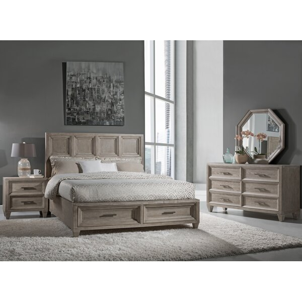 Laguna Standard Configurable Bedroom Set by Ophelia & Co.