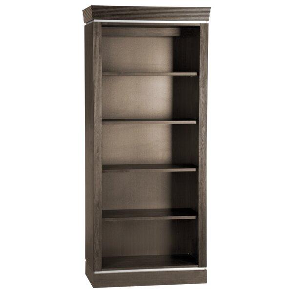 Marquetta Wide Standard Bookcase by Red Barrel Studio