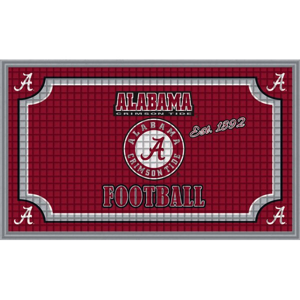 NCAA Embossed Doormat by Evergreen Enterprises, Inc
