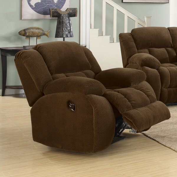 Gulam Cozy and Warm Manual Glider Recliner BNZB5022