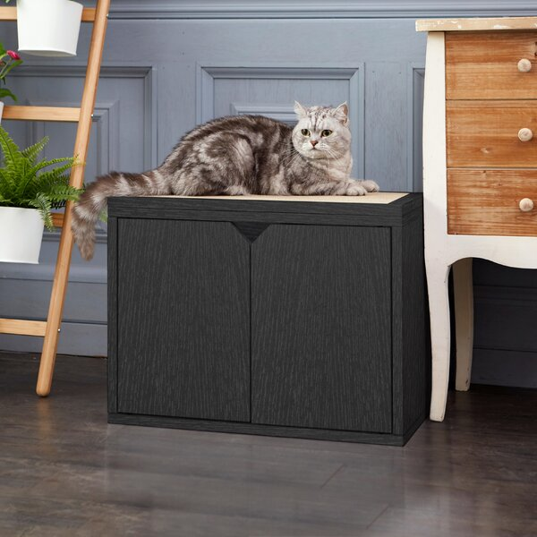 Ashbaugh Litter Box Enclosure by Tucker Murphy Pet