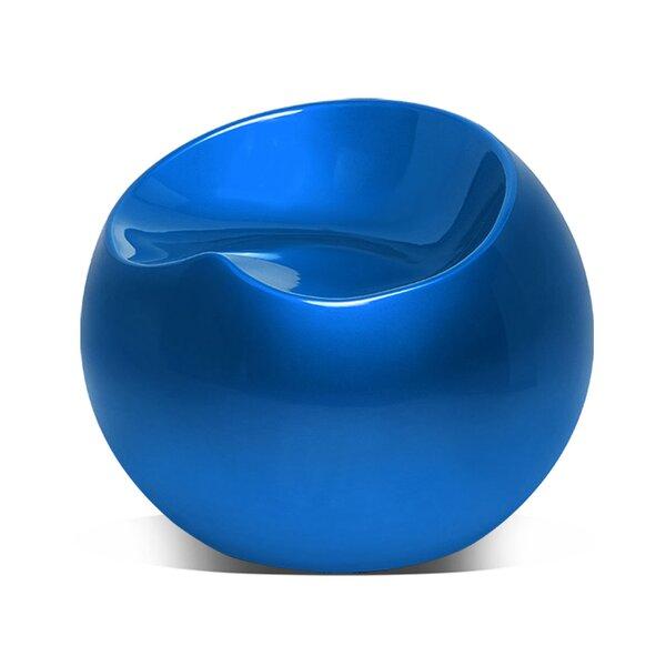 Keeva Round Ball Patio Chair by Orren Ellis Orren Ellis