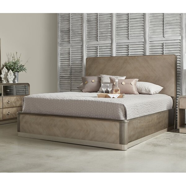 Waterfall Standard Bed by Fairfax Home Collections