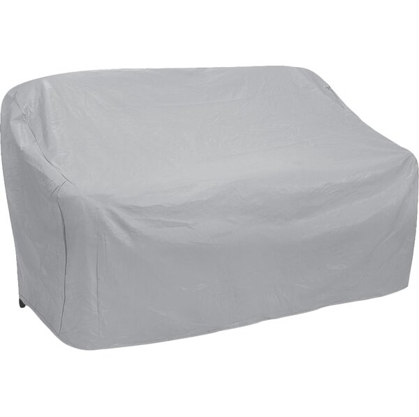 Wicker Patio Sofa Cover by Freeport Park