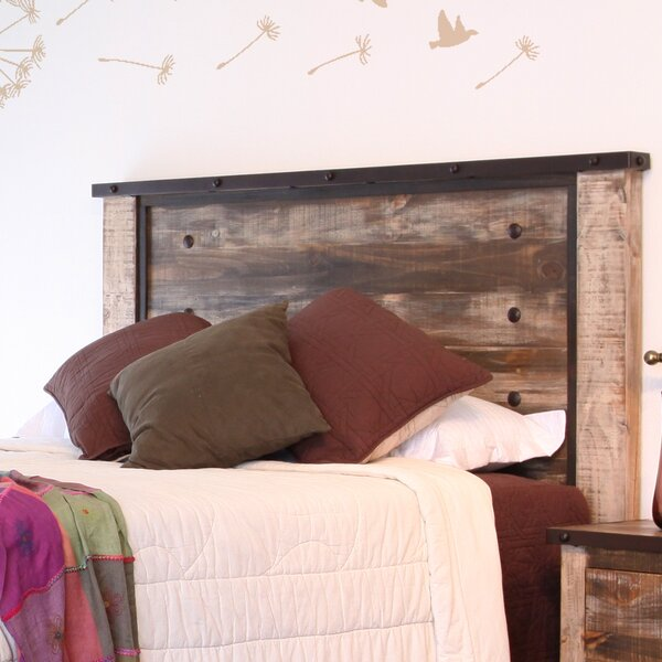 Painesville Panel Headboard by Loon Peak
