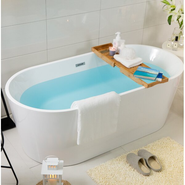 Luxury 36 x 67 Freestanding Soaking Bathtub by Luxier