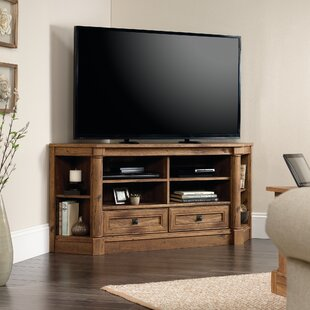 Orviston Corner TV Stand for TVs up to 60
