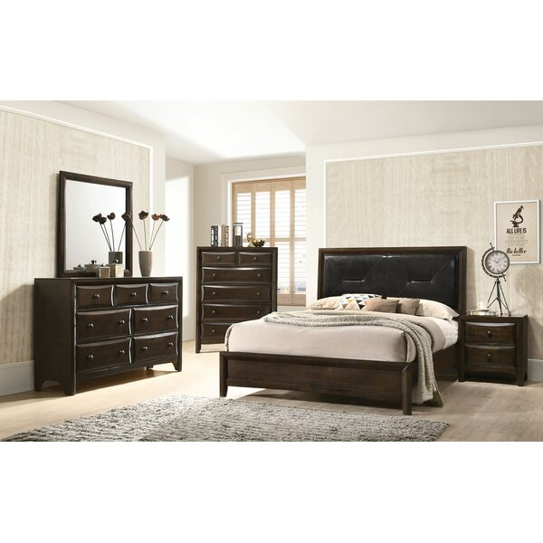 Meryl Standard Configurable Bedroom Set by Charlton Home