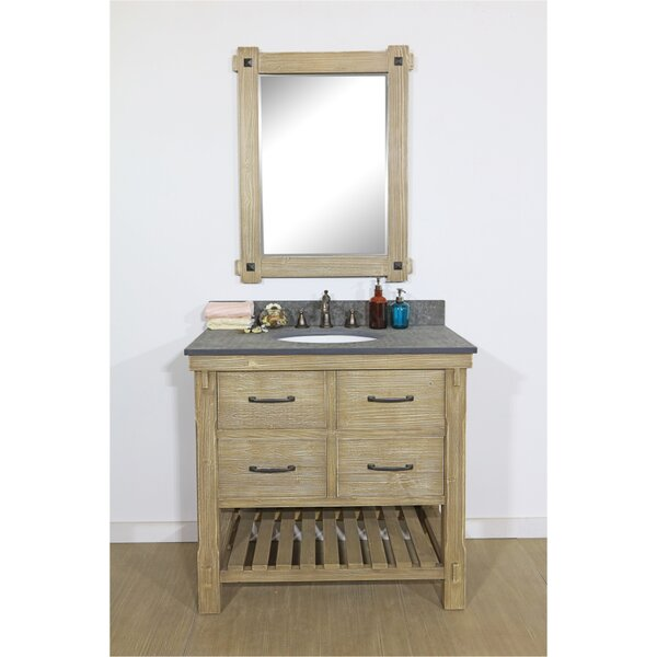 36 Single Bathroom Vanity Set by Breakwater Bay36 Single Bathroom Vanity Set by Breakwater Bay