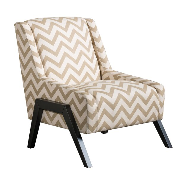 Ziggy Occasional Slipper Chair by Home Loft Concepts