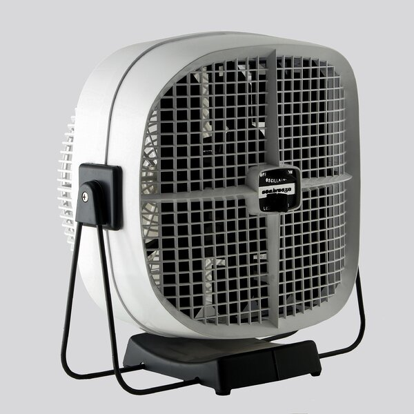 10 Oscillating Wall Fan by SeaBreeze Electric