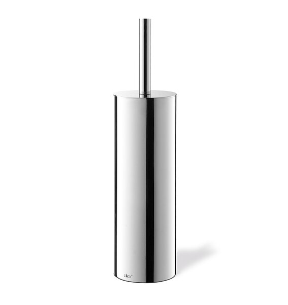 Cylindro Free Standing Toilet Brush and Holder by ZACKCylindro Free Standing Toilet Brush and Holder by ZACK