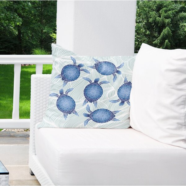 Palmdale Indoor/Outdoor Euro Pillow by Rosecliff Heights
