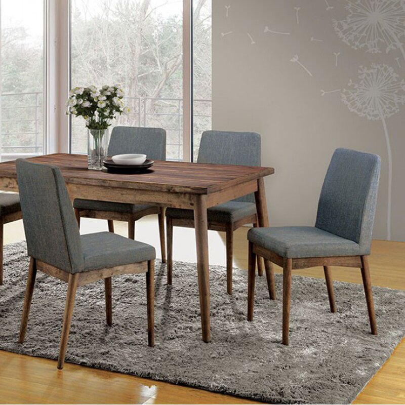 Karson Mid Century Modern Dining Table