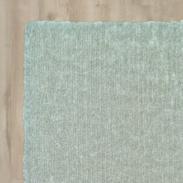 Carter Silver Area Rug by Ebern Designs