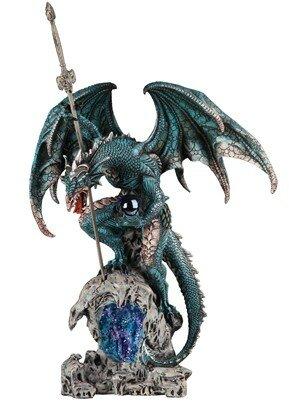 Dragon Figurine by Major-Q