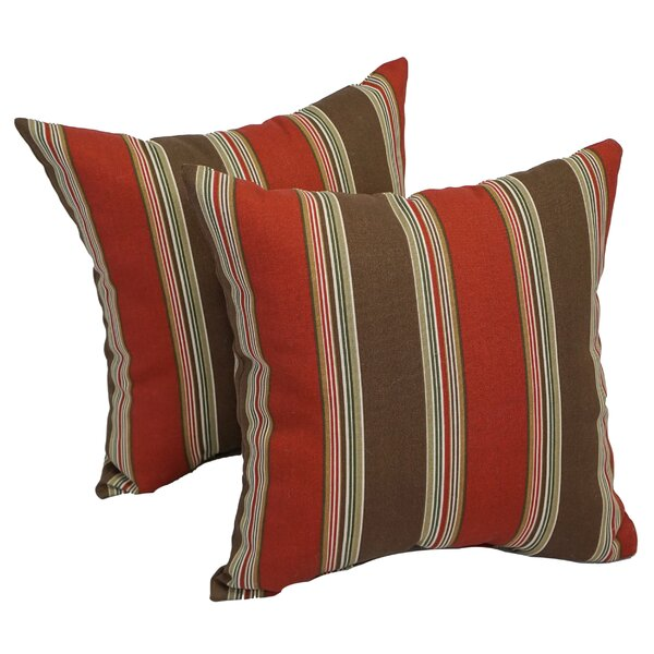 Maarten Outdoor Throw Pillow (Set of 2) by Darby Home Co