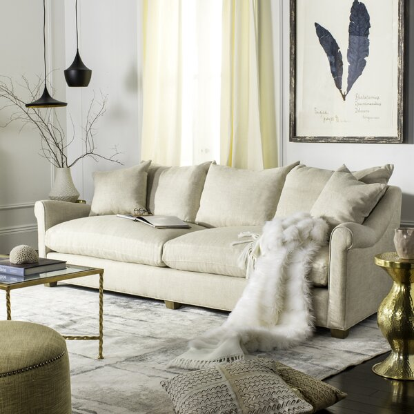 Amazing Selection Couture Fraiser Sofa by Safavieh Couture by Safavieh Couture