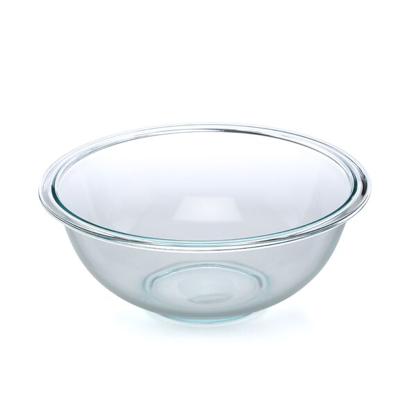 Prepware 2.5 Qt Mixing Bowl in Clear by Pyrex