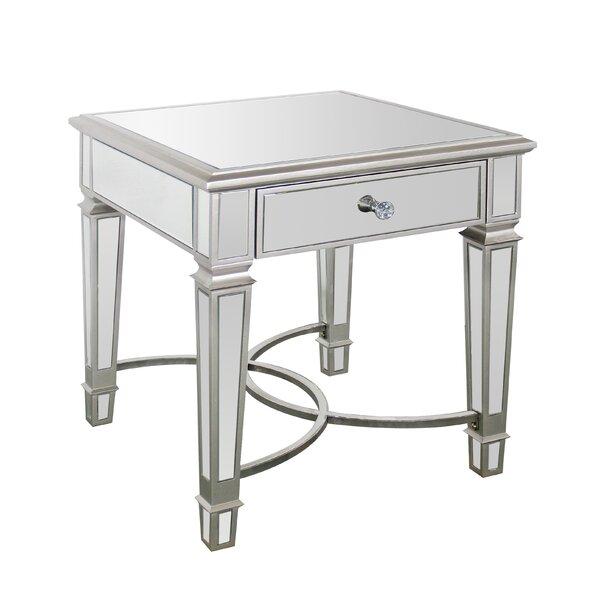 Reginald End Table by Rosdorf Park