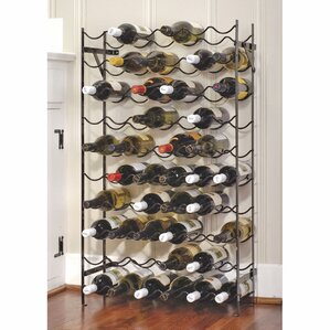 Gresham 60 Bottle Floor Wine Rack by Latitude Run