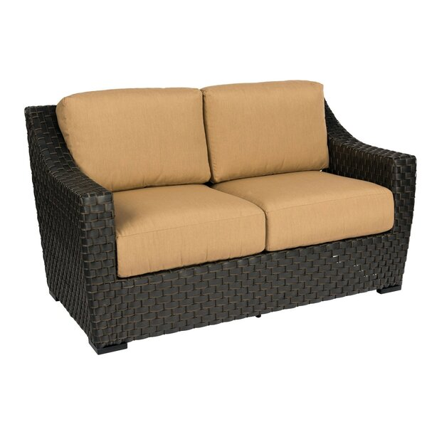 Cooper Loveseat by Woodard