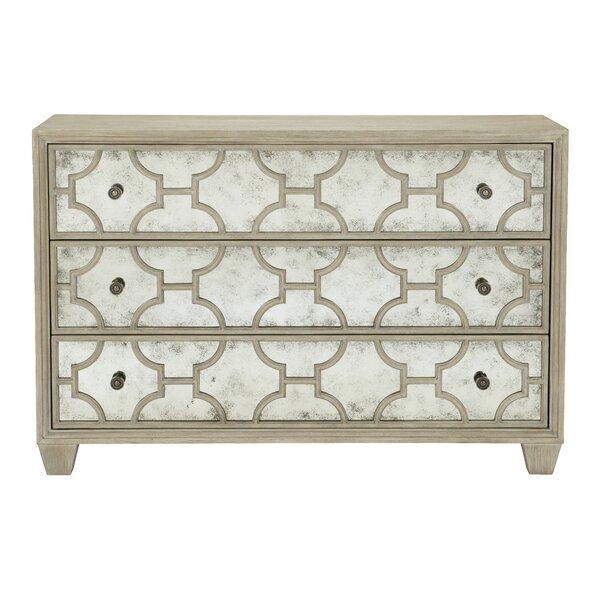 Santa Barbara 3 Drawer Standard Dresser by Bernhardt