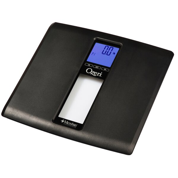 WeightMaster II 440 lbs Digital Bath Scale with BMI and Weight Change Detection by Ozeri
