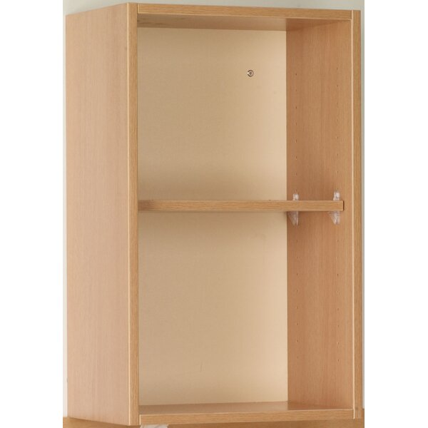 Science Open 2 Compartment Shelving Unit by Stevens ID Systems