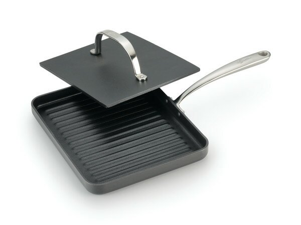 Nera 10 Non-Stick Panini Pan by Lagostina