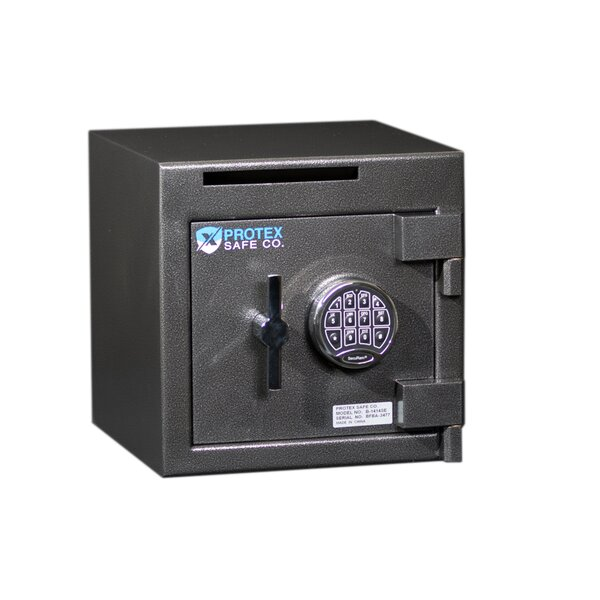 Depository Safe with Electronic Lock by Protex Saf