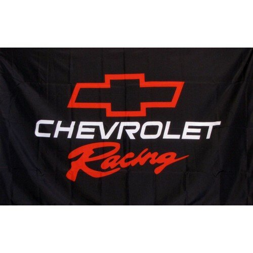 Chevrolet Racing Polyester 3 x 5 ft. Flag by NeoPlex