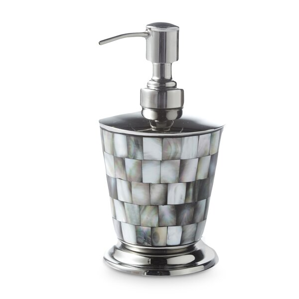 Classic 7 Soap and Lotion Dispenser by Julia Knight Inc