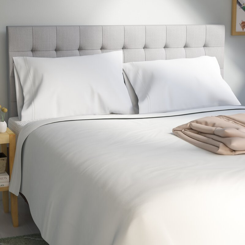 Beau Patric 1500 Thread Count 100% Egyptian Quality Cotton Sheet Set