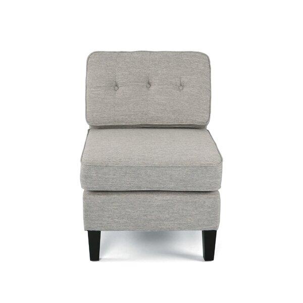Blake Slipper Chair (Set of 2) by Alcott Hill