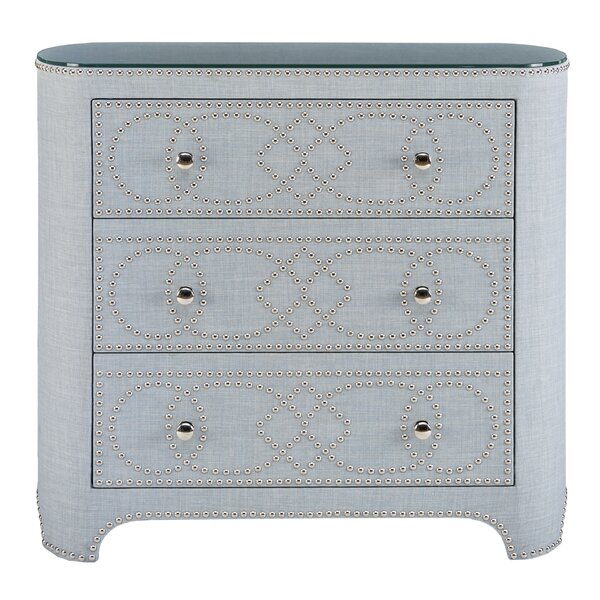 Coyle 3 Drawer Accent Chest by Mercer41