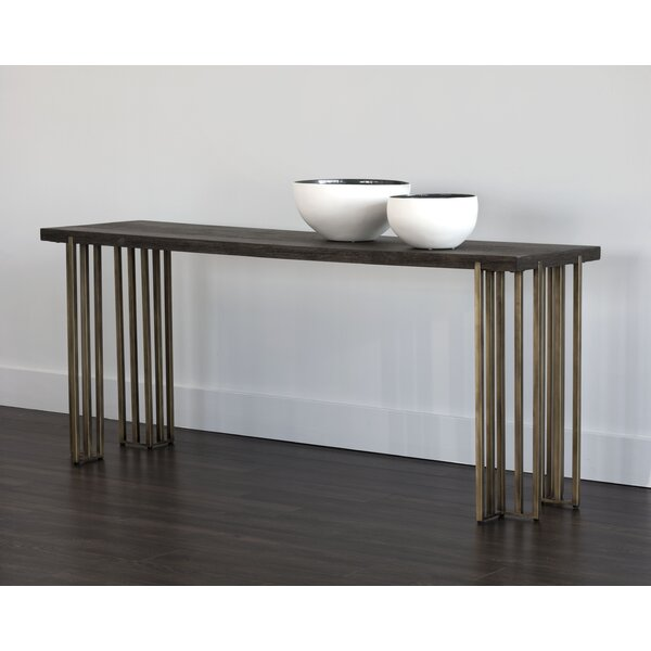 Mixt Console Table by Sunpan Modern
