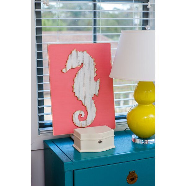 Seahorse Wall Décor by Bay Isle Home