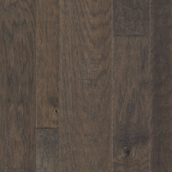 Welsley Heights 5 Engineered Hickory Hardwood Flooring in Anchor by Mohawk Flooring