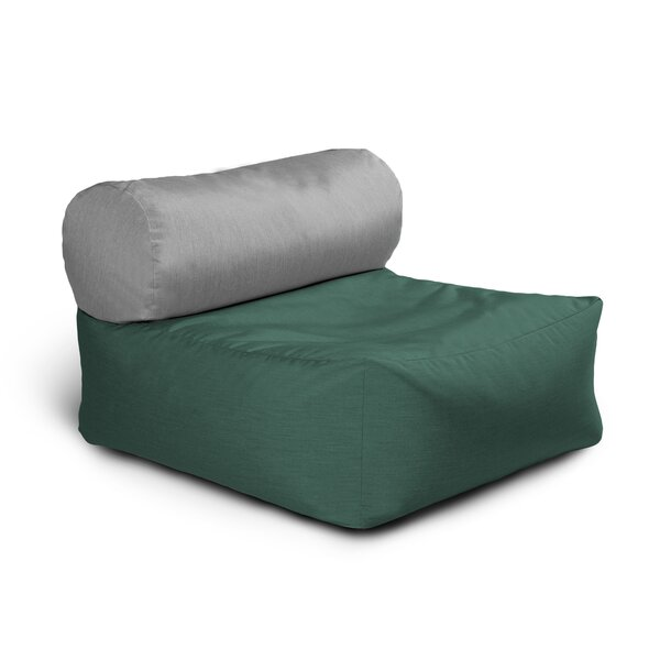 Standard Sunbrella® Outdoor Friendly Bean Bag Lounger By Brayden Studio