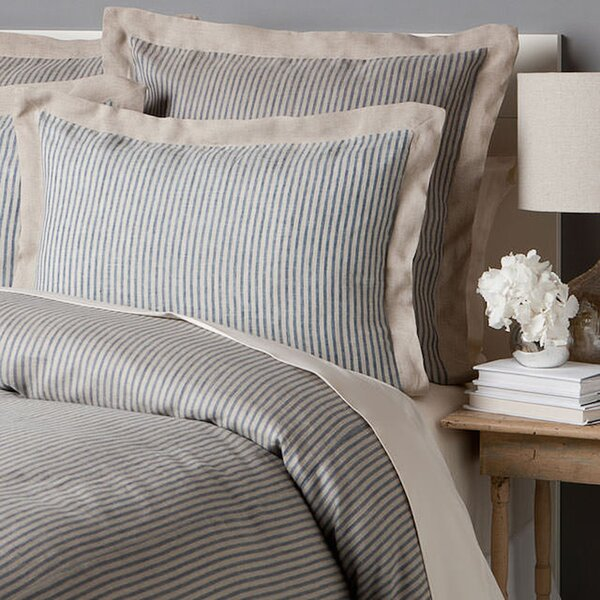 Bethany Linen Duvet Cover by Amity Home